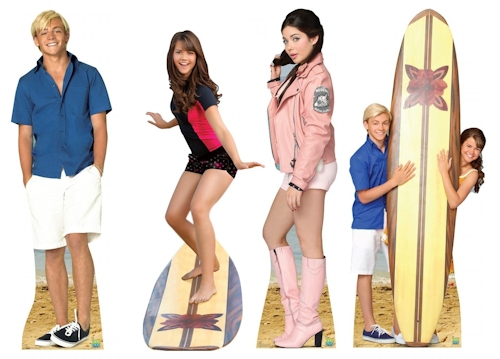 Teen Beach Movie Cutouts