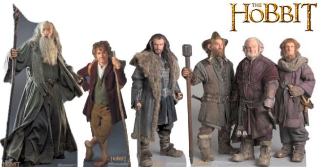 movie standup - The Hobbit
